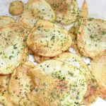 自宅でパリッとポテトチップスの作り方