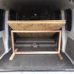 エブリィワゴンで合板を運ぶ!カットせずに運べる最高のアイテム自作してみた!