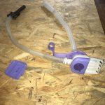 冬の必需品 電動給油ポンプが故障!買わずに修理できました!