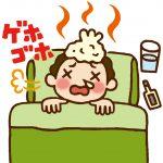 インフルエンザ体験談 怖い高熱と子供の異常行動